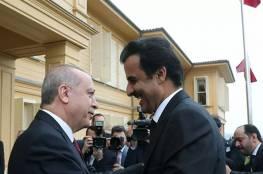 رسالة من أمير قطر إلى أردوغان بشأن زلزال إزمير