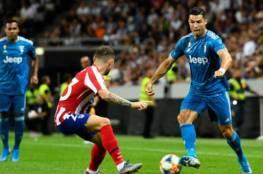 أتلتيكو مدريد يقهر يوفنتوس بفضل جواو فيليكس