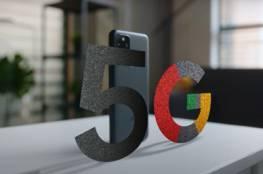 غوغل تستعد لإطلاق هاتف مميز يعمل مع شبكات 5G