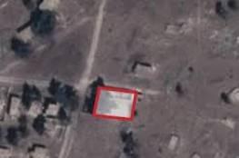 جيش الإحتلال ينشر صورا وشريط فيديو للمواقع التي استهدفها في سوريا