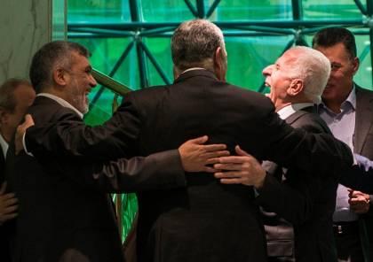 نلقي بالانقسام وراء ظهورنا.. حماس: تركنا رفع العقوبات عن غزة لحركة فتح
