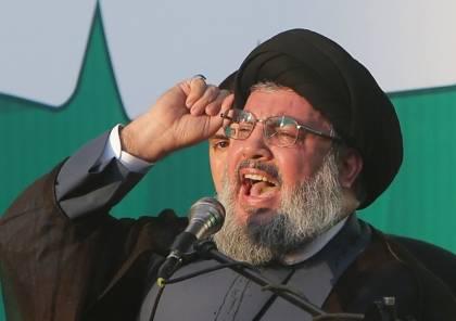 نصر الله : مؤتمر المنامة يهدف الى تصفية القضية الفلسطينية