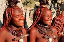 علامات غريبة تبرز جمال المرأة فى أفريقيا .. تفاصيل
