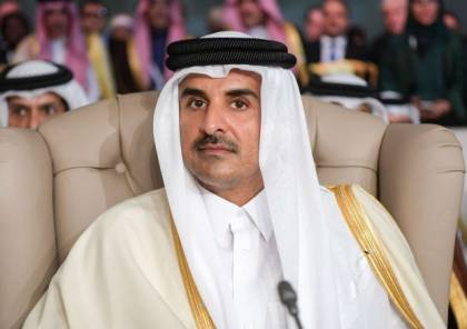 أمير قطر يتسلم رسالة كويتية حول المصالحة الخليجية