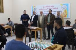 منتخب الجامعة الإسلامية بطلا للشطرنج