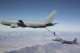 إسرائيل تطلب تبكير حصولها على طائرات تزويد وقود