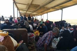 صور: حماس تدعو لإنهاء عذابات مئات المسافرين العالقين من غزة في سيناء