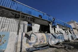 """""""العمل"""": 35 عاملًا فقدوا عملهم جراء القصف الأخير على غزة"""