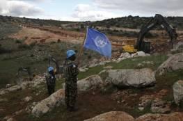 """الناقورة: اجتماع إسرائيلي – لبناني – أممي لبحث """"الصواريخ الفلسطينية"""""""