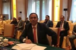 السفير شامية يترأس الاجتماعات التحضيرية للمنتدى العربي الصيني