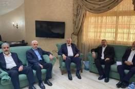 """""""حماس"""" تصدر بيانا حول لقاء قياداتها مع عباس كامل"""