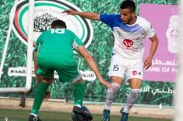 تعديل موعد مباراة بلاطة وشباب الخليل