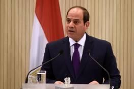 بحثا جهود إعادة إحياء السلام.. تفاصيل الاتصال الهاتفي بين الرئيسين المصري والاسرائيلي