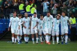 فيديو.. الأرجنتين تقتنص برونزية الكوبا على حساب تشيلي