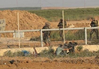 الاحتلال يطلق النار تجاه 5 شبان حاولوا التسلل عبر السياج الفاصل