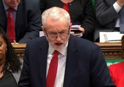 وزير إسرائيلي يتهم زعيم حزب العمال البريطاني بكراهية اليهود