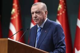 """أردوغان يعلن عشرة سفراء من بينهم الأمريكي والألماني """"أشخاصا غير مرغوب فيهم"""""""