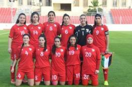 منتخبنا الوطني النسوي في المجموعة الثانية ضمن بطولة كأس العرب للسيدات