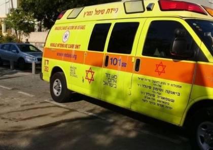 إصابة مواطنة برصاص مجهولين قرب طولكرم