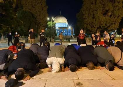 بعد إغلاق دام نحو 70 يومًا.. إعادة فتح أبواب المسجد الأقصى
