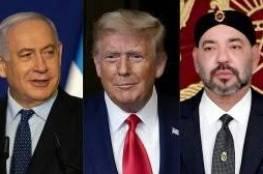 """صورة: أول زعيم عربي يبارك اتفاق المغرب وإسرائيل.. ويصفه بـ""""الخطوة الهامة"""""""