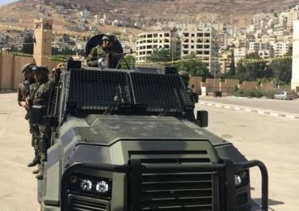 السلطة تتسلم الدفعة الثانية من المصفحات العسكرية الأردنية