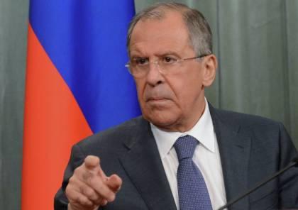 لافروف: لا توجد دولة في ليبيا والمتطرفون ينتقلون اليها من سوريا