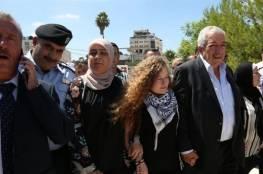 حماس: انتصار قضية عهد التميمي حافزاً لفضح جرائم الاحتلال المتواصلة