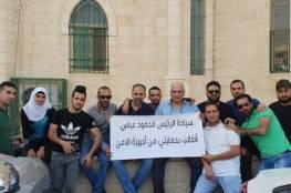 اشتية يهاتف الصحفي اياد حمد ويعده بمتابعة موضوعه