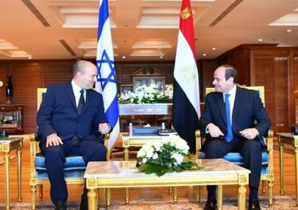 """جنرال إسرائيلي بارز يحذر بينت من """"فخ"""" مصري أردني فلسطيني نصب لـ""""إسرائيل دون منفذ"""""""