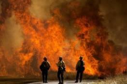 باحثون يكشفون عن علاقة الحرائق بزيادة إصابات ووفيات كورونا