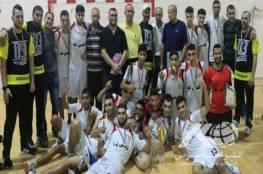 """خدمات البريج يتوج بلقب بطولة """"القدس لنا"""" لكرة اليد للشباب"""