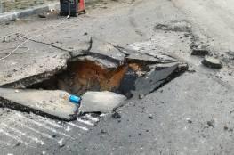 بلدية غزة: استهداف الاحتلال لخدمات مدنية يعتبر عقاب جماعي على السكان