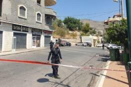 اصابة شاب باطلاق نار من مجهولين في قرية البعنة