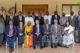 المالكي يلتقي السفراء الأفارقة المعتمدين لدى جنوب إفريقيا