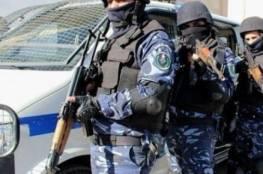 الشرطة تضبط معملًا لتصنيع الألعاب النارية في رفح
