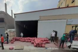 الأوقاف بغزة تقدم مساعداتٍ للأسر المتضررة من جائحة كورونا