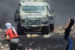 مواجهات في قلقيلية وثلاث إصابات في كفر قدوم