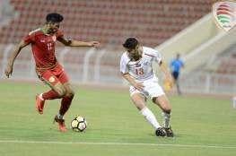 المنتخب الأولمبي يخسر أمام عمان وديا