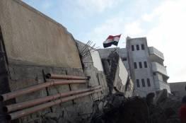 الجهاد الإسلامي تدين استهداف الاحتلال لمقر الجالية المصرية