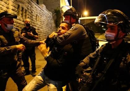 إصابات خلال مواجهات مع الاحتلال في محيط البلدة القديمة بالقدس