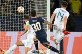 ميسي يقود باريس سان جيرمان لفوزٍ مُثير على مانشستر سيتي بدوري الأبطال (شاهد)