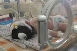 وفاة رضيعة من غزة جراء تأخر تحويلتها الطبية