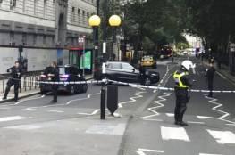 دهس عدد من المارة وإغلاق مداخل البرلمان في لندن