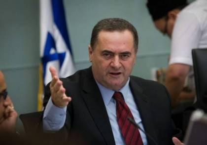 """كاتس ينتقد بينت بسبب """"الرد الضعيف"""" على بالونات غزة الحارقة"""