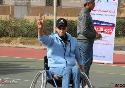 وفاة لاعب غزّي بعد معاناته مع المرض