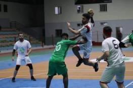 """خدمات البريج يواصل انتصاراته في دوري """"جوال"""" لكرة اليد (شاهد)"""