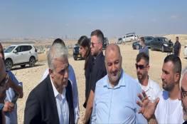 منصور عباس: الحكومة تتحمل مسؤولية القضاء على العنف بالبلدات العربية