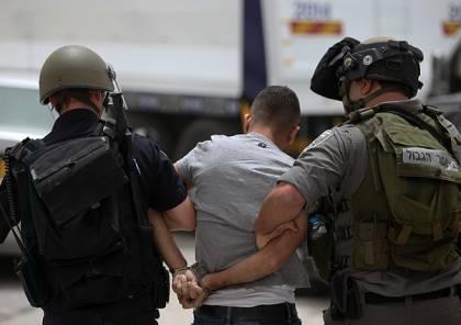 الاحتلال يعتقل 10 مواطنين في الخليل والقدس