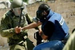لجنة دعم الصحفيين: الاحتلال يعتدي على 15 صحفياُ خلال فبراير المنصرم